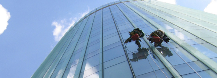 Elite Property Care | Window Cleaning High Access Work